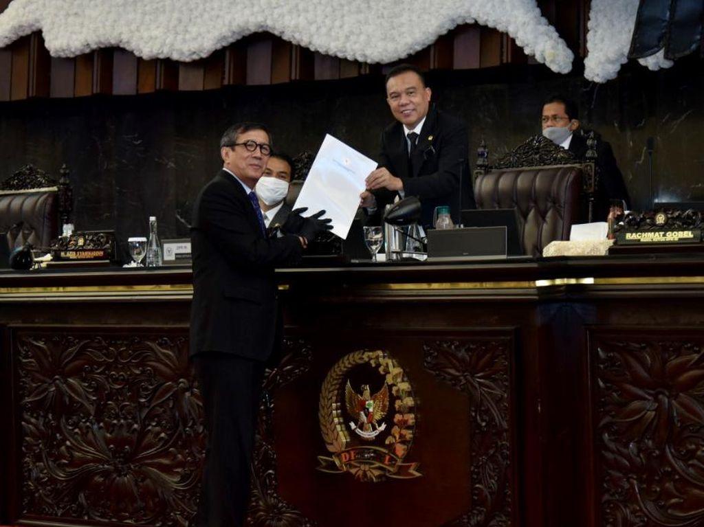 Ini Dia UU yang Jadi Modal Perkuat Pemberantasan Korupsi