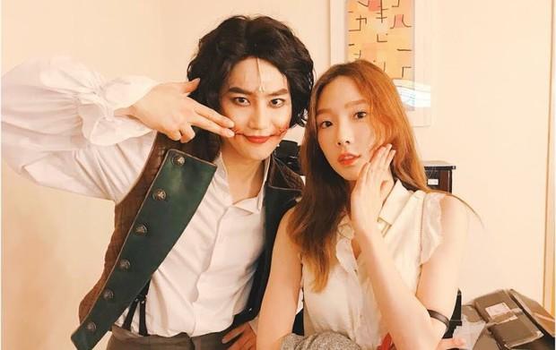 Taeyeon Girls' Generation/ Foto: Instagram.com/taeyeon_ss