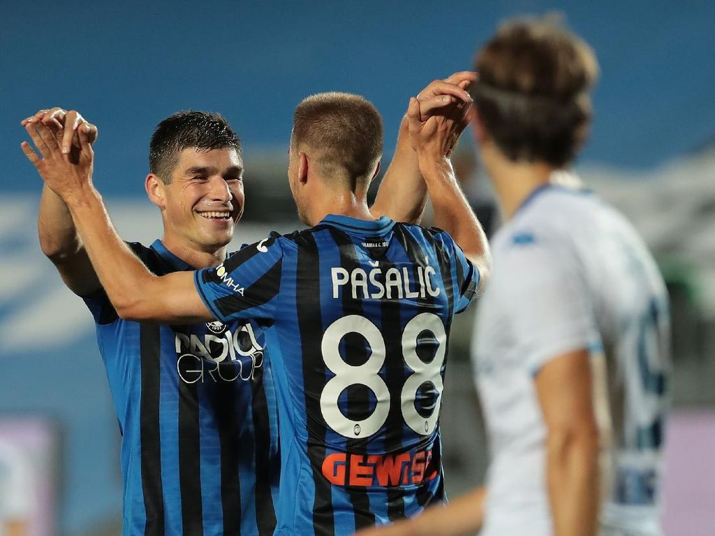 Video Atalanta Vs Brescia: La Dea Pesta 6 Gol