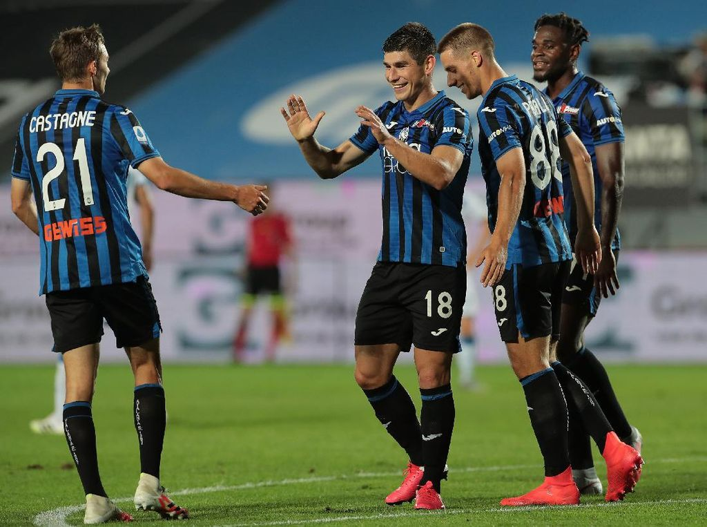 PSG Minim Laga Kompetitif, Atalanta Diuntungkan?