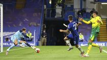 Video Chelsea Vs Norwich: The Blues Menang 1-0