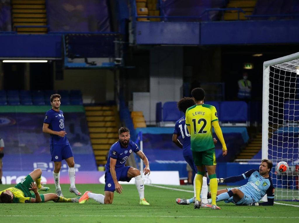 Chelsea Harusnya Bisa Menang Telak atas Norwich
