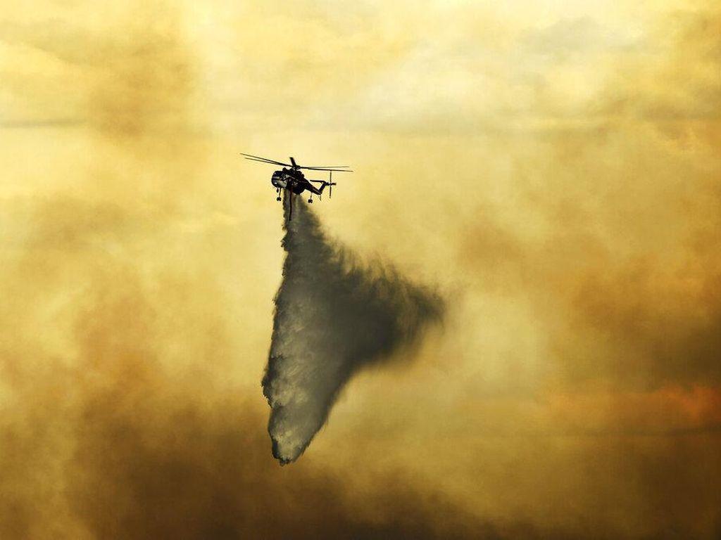 Cuaca Dingin Beri Harapan Untuk Kebakaran Hutan Colorado