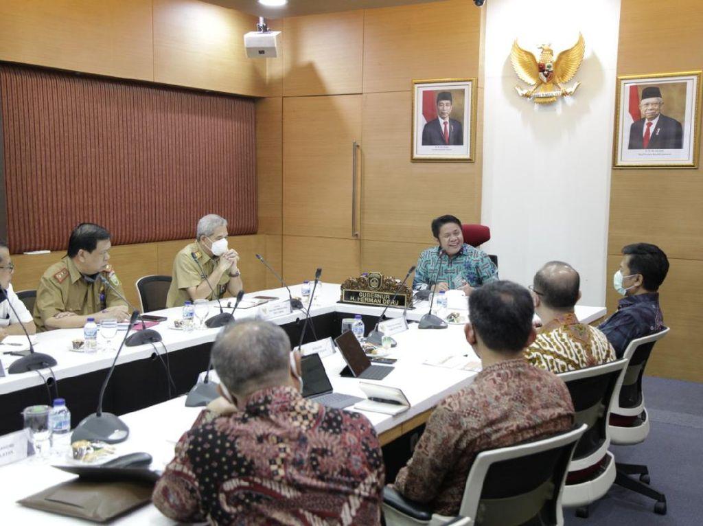 Petani Sumsel Sulit Dapat KUR, Gubernur Bentuk Tim Khusus