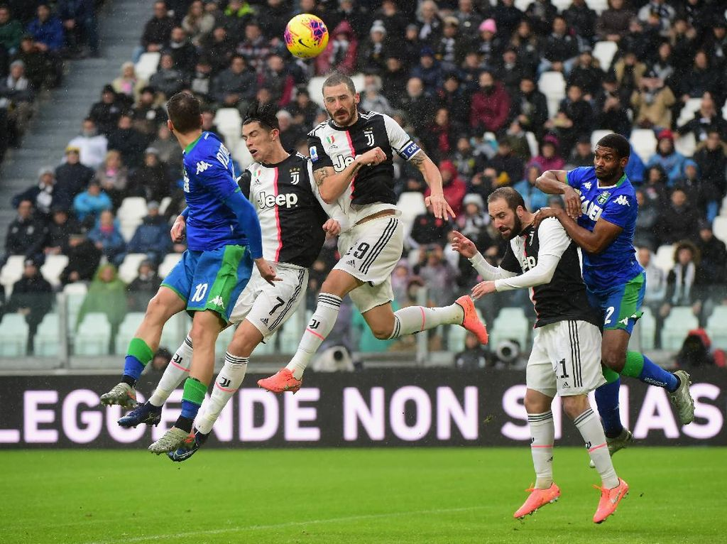 Sassuolo Mirip Atalanta, Juventus Harus Waspada