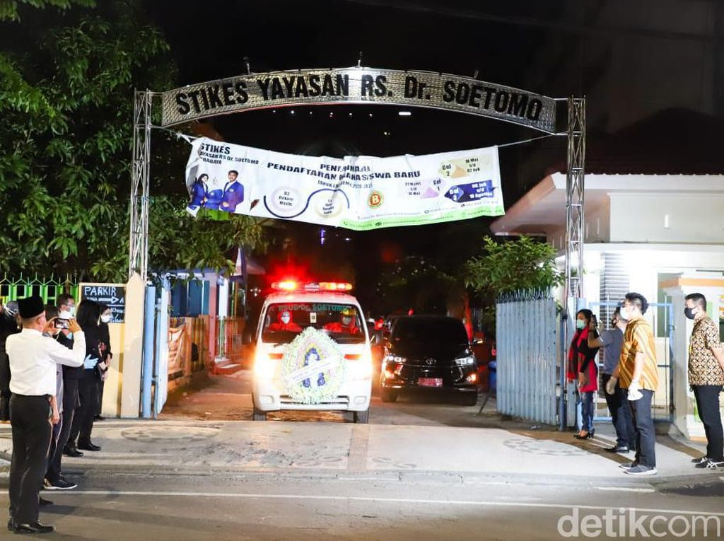 Kepala Bappeda Jatim Meninggal karena Corona, 21 Pegawai Positif COVID-19