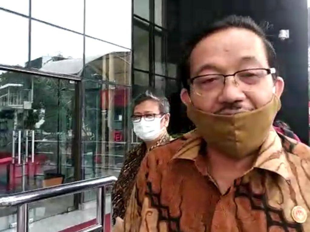 2 Komisioner KASN Sambangi KPK, Bahas Apa?