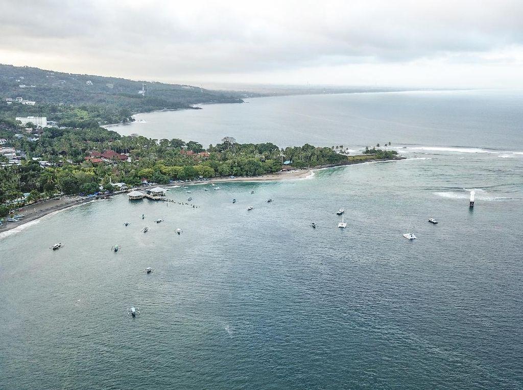 Kapten Hay Takjub pada Selat Lombok yang Ramai tapi Aman