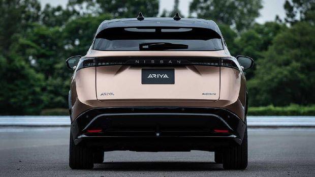 Nissan luncur Crossover listrik pertamanya