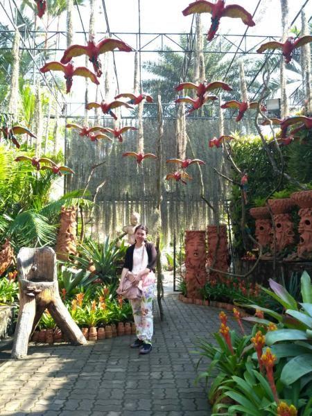 nong nooch tropical garden - Taman Rekreasi Keren Liburan di Thailand