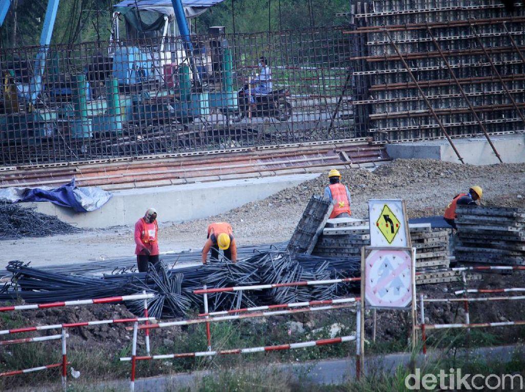 2.000 TKA China di Proyek Kereta Cepat