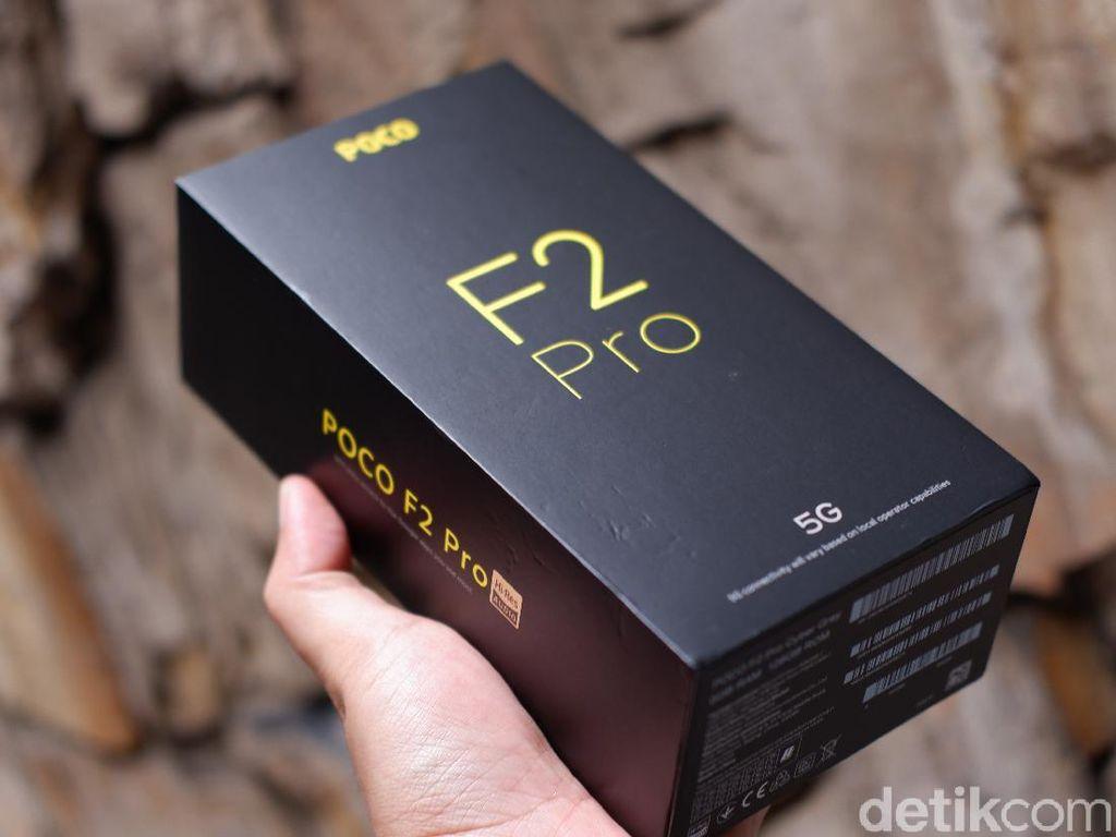 Unboxing Poco F2 Pro, Ponsel Gahar Xiaomi Harga Rp 7 Juta