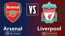 Arsenal VS Liverpool, Adu Prediksi Para Fans
