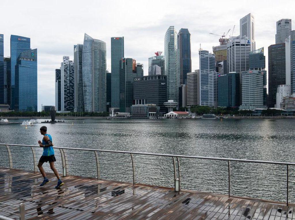 Fakta-fakta Temasek yang Babak Belur Dihantam Corona
