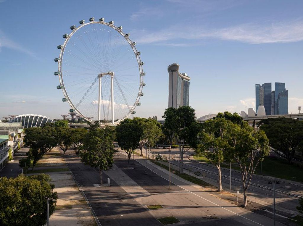 Singapura Resesi, Seberapa Besar Ancamannya Bagi RI?