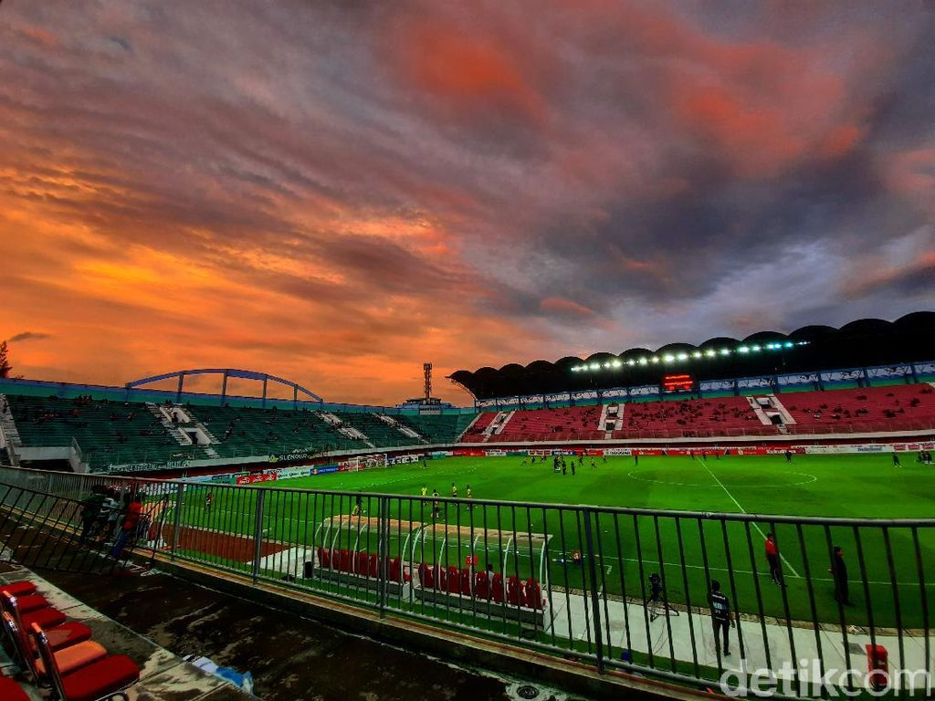Piala Menpora 2021: Stadion Maguwoharjo Tinggal Tunggu Jadwal