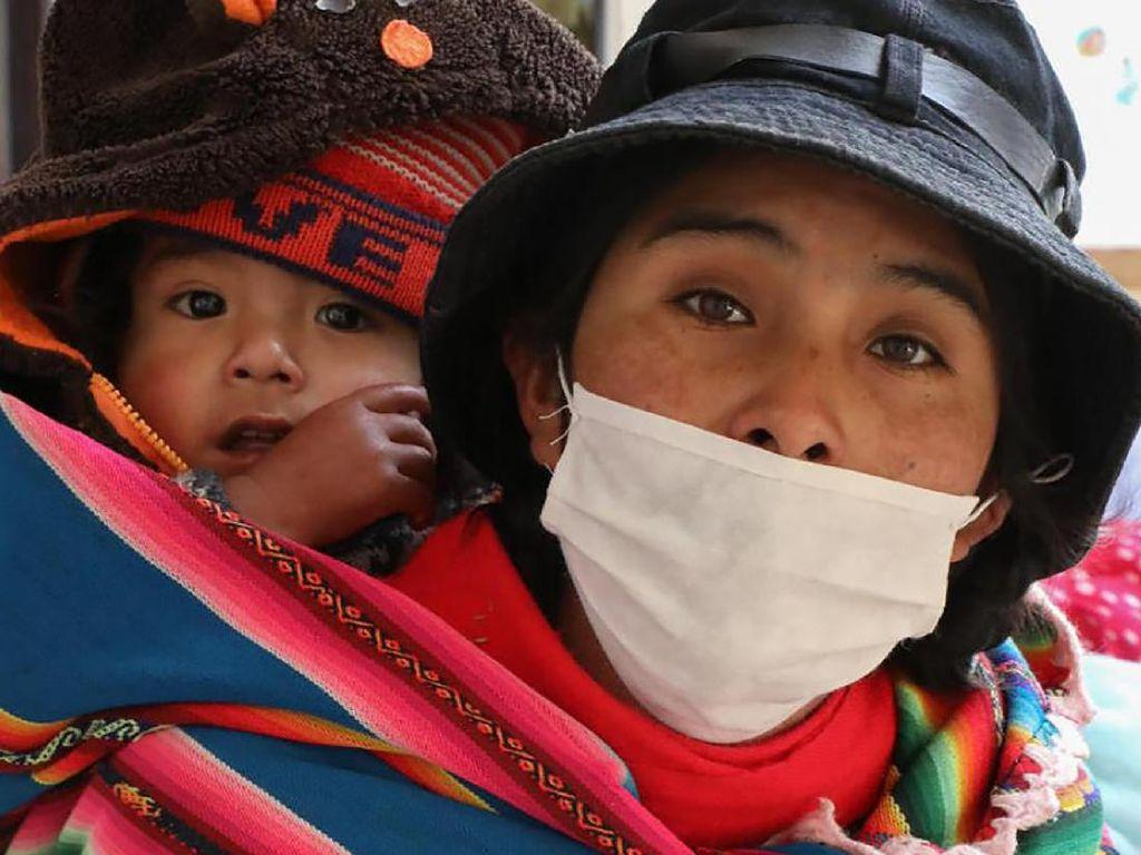 Upaya Menjangkau Imunisasi di Tengah Pandemi
