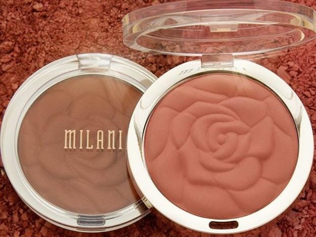 Milani Rose Powder Blush makeup yang cocok untuk semua jenis kulit