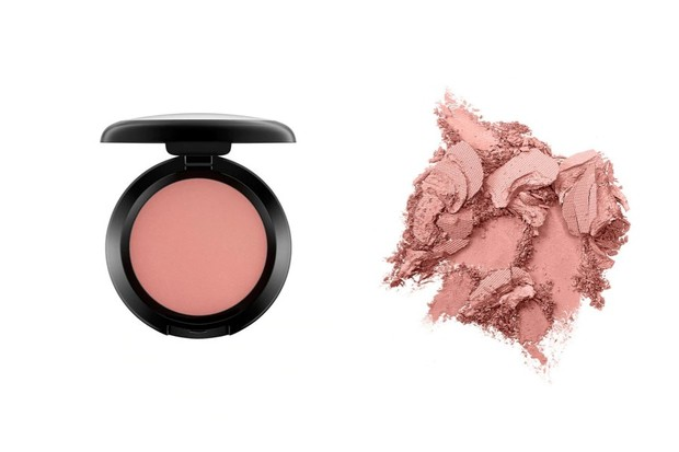 MAC Powder Blush makeup yang cocok untuk semua jenis kulit