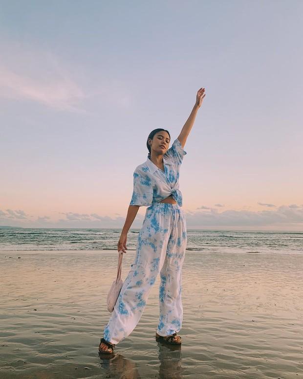 Gaya Influencer cantik Indonesia di Bali
