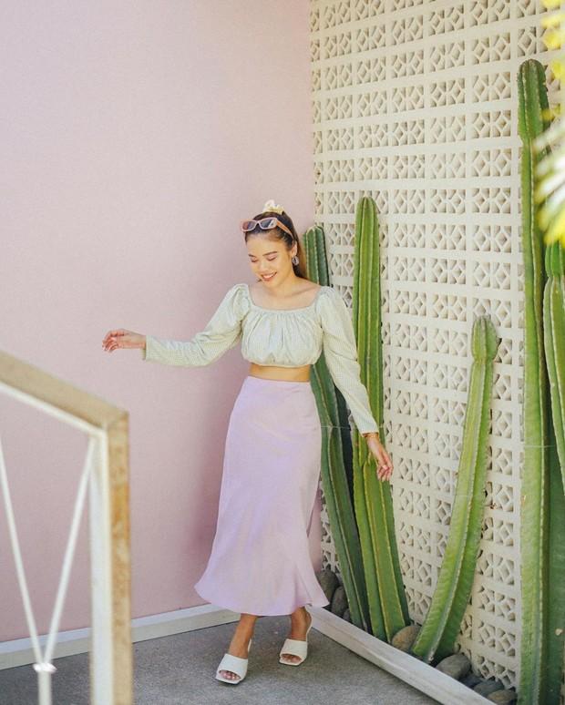 Gaya Melody Amadea di Bali