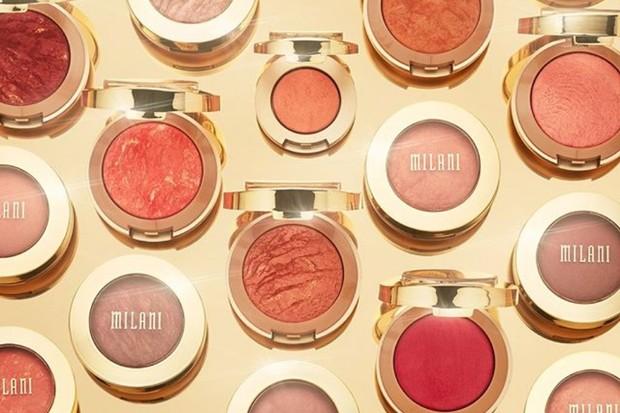 Milani Baked Blush makeup yang cocok untuk semua jenis kulit