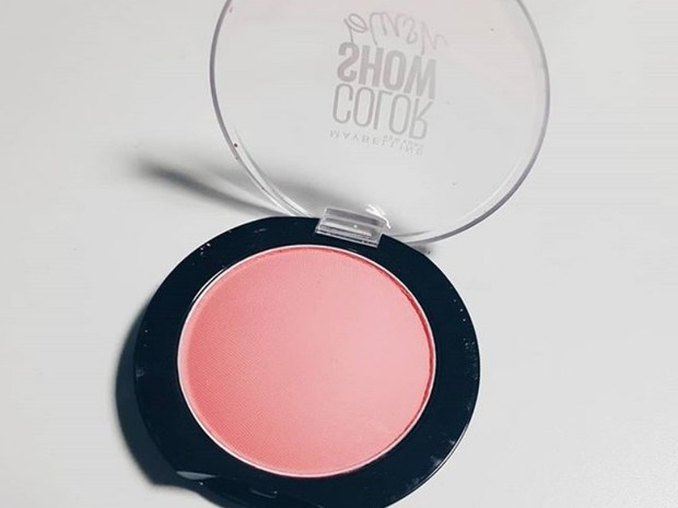 Maybelline Color Show Blush makeup yang cocok untuk semua jenis kulit