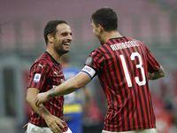 Milan Vs Parma: Rossoneri Bangkit dari Ketinggalan, Menang 3-1