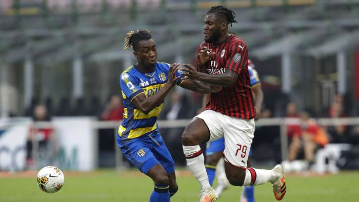9 Data-Fakta Usai AC Milan Vs Parma