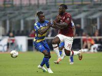 9 Data-Fakta Usai AC Milan Vs Parma