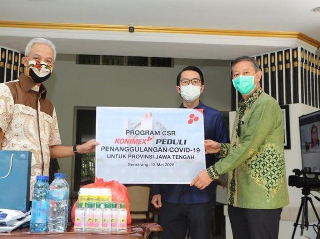 Konimex Dukung Masyarakat Siapkan Diri Hadapi Pandemi & New Normal