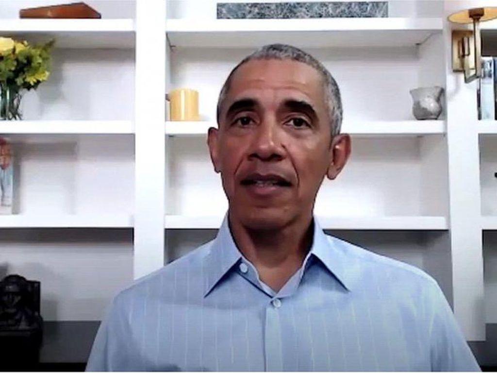 Obama Tuding Trump Buat Reality Show Demi Dapat Perhatian