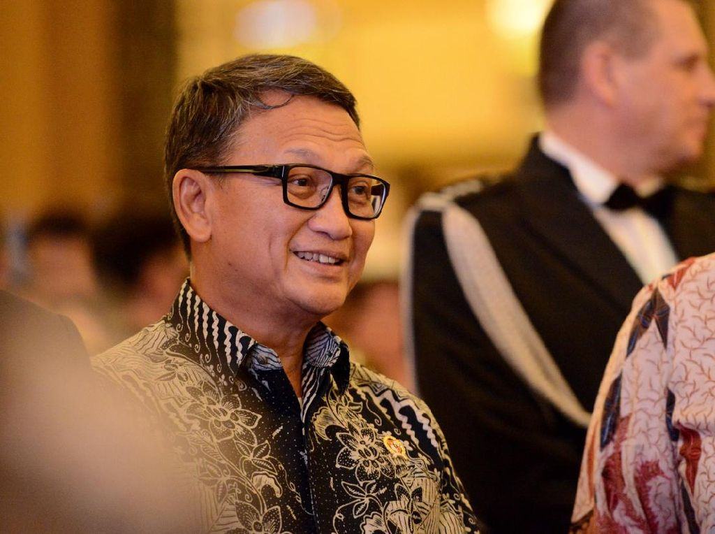 Jurus Menteri ESDM Dorong Kinerja Sektor Energi Selama Pandemi