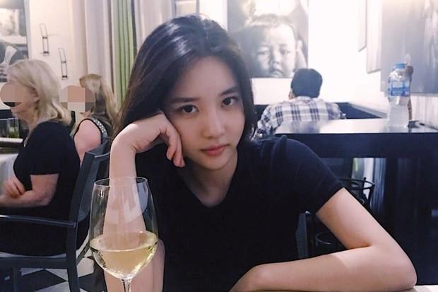 Han seo hee di restoran
