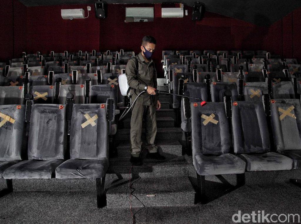 Pakar FKM USU Pertanyakan Kesiapan Bioskop Dibuka Saat Pandemi Corona