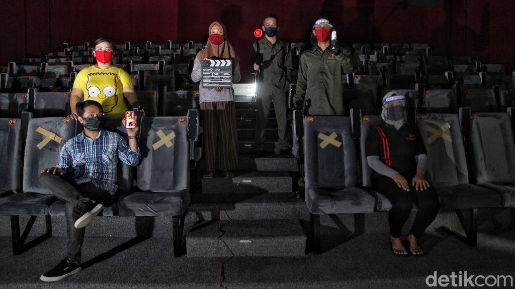 Bioskop Rakyat Beradaptasi di Era New Normal