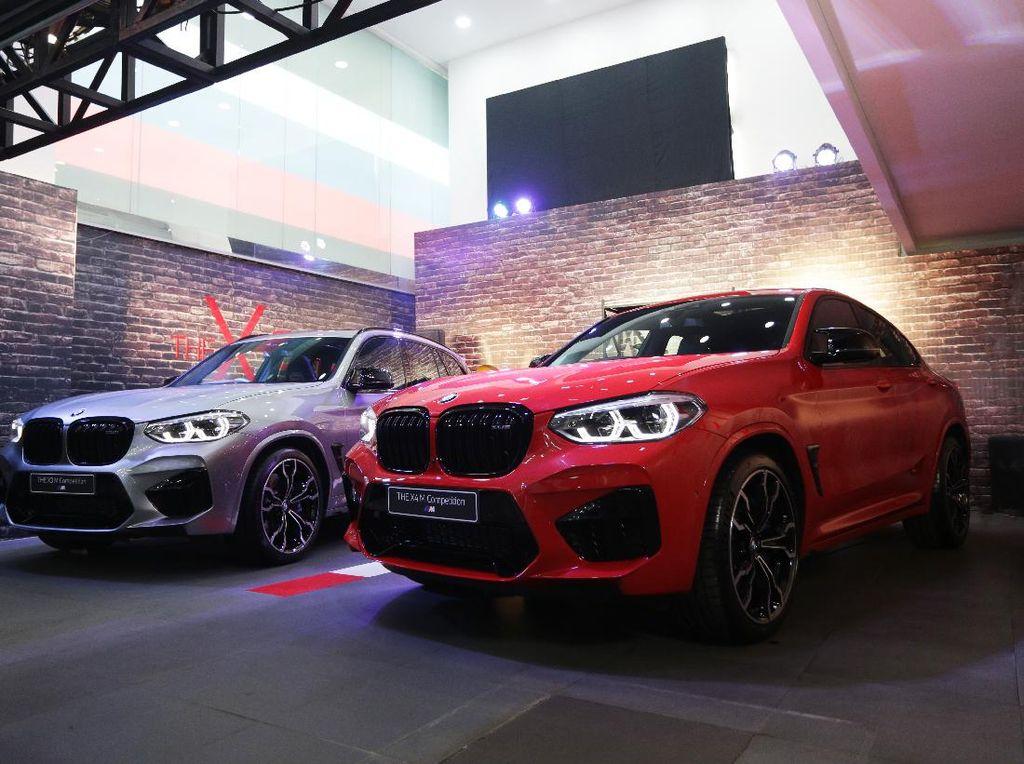 BMW X3 M Competition dan X4 M Competition Meluncur, Mesin Lebih Gahar