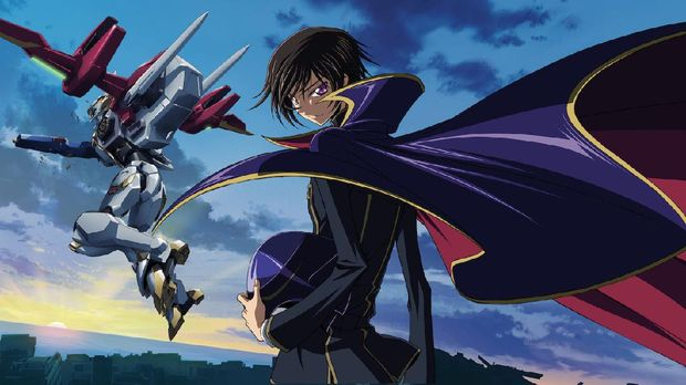Code Geass (Lelouch Lamperouge)