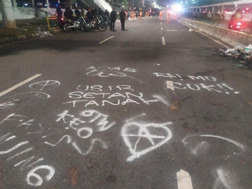 Berstatus Saksi, 19 Pendemo yang Terlibut Rusuh di DPR Dipulangkan