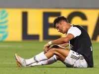 Juventus Dijegal Sassuolo, Ronaldo Gak Oke Banget