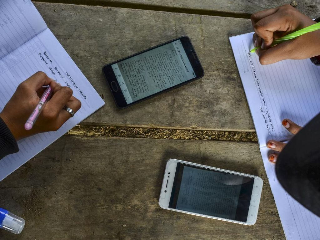 Anak Belajar Online, Orangtua Jangan Lalai Mengawasi