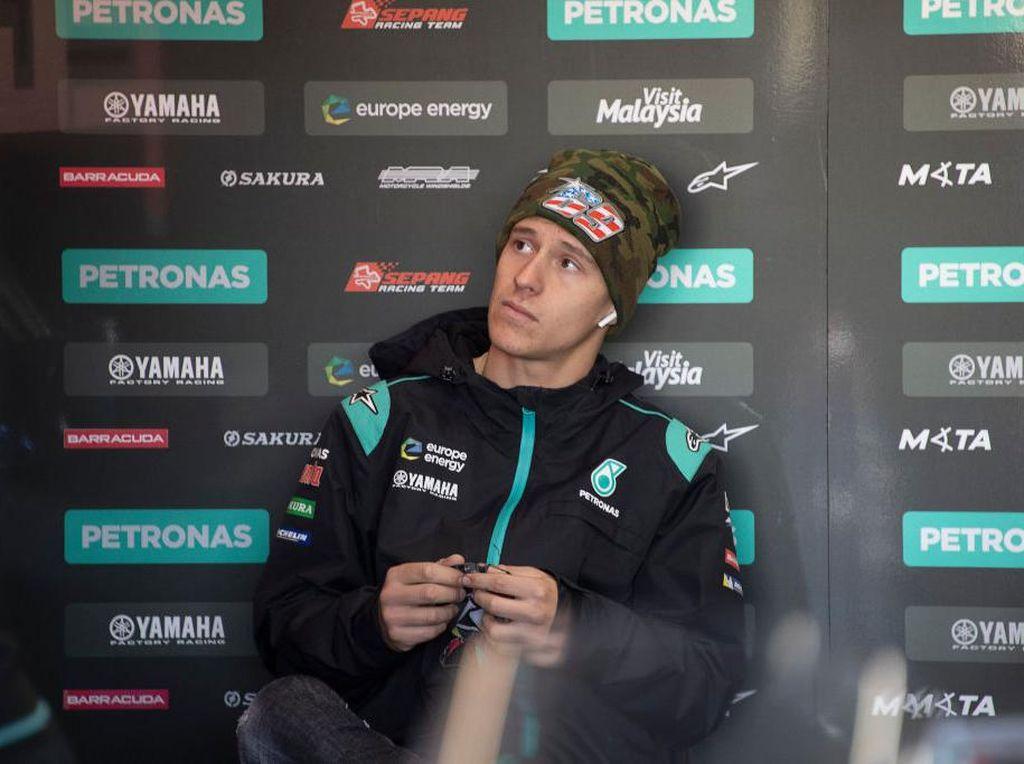 Asa Juara Fabio Quartararo Sirna di Lap Pertama?