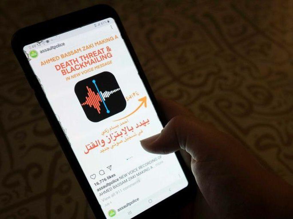Kasus Predator Seks di Mesir Picu Kebangkitan Perdebatan #MeToo