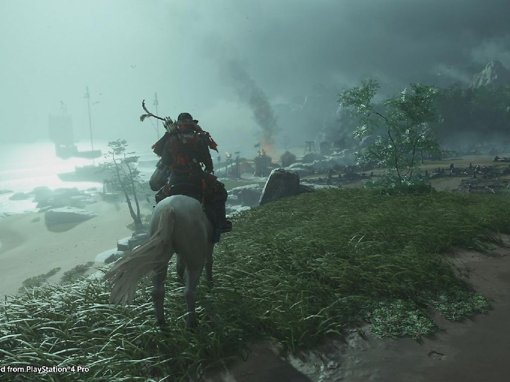 Ghost of Tsushima Pamer Trailer Terbaru Jelang Rilis