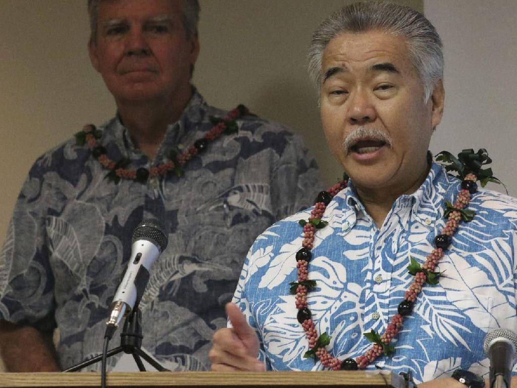 Hawaii Tunda Terima Wisatawan Hingga 1 September