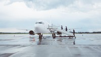 Gegara Bocah Nakal, Pesawat Dievakusi dan Batal Terbang