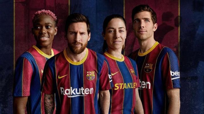 Jersey Barcelona 2020 2021 Diledek Kayak Crystal Palace Miripkah