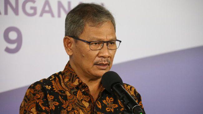 Achmad Yurianto dan Julukan 'Pembawa Kabar Kematian' COVID-19