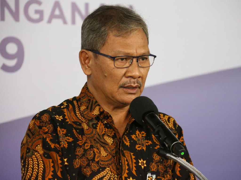 Tak Lagi Jadi Jubir Penanganan COVID-19, Achmad Yurianto ke Mana?