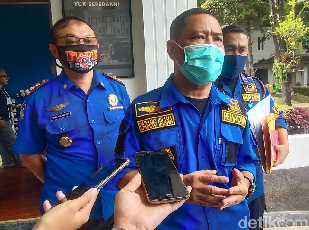 Kesadaran Warga Meningkat, Kasus Kebakaran di Bandung Diklaim Turun